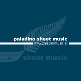 paladino sheet music